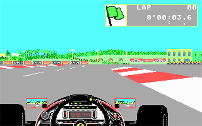 Ferrari Formula One - Screenshot - Gameplay