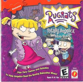 Rugrats Totally Angelica Boredom Buster