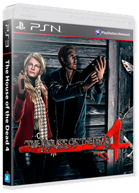 The House of the Dead 4 - Box - 3D