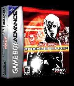 Alex Rider: Stormbreaker - Box - 3D