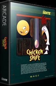 Chicken Shift - Box - 3D