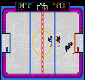 Team Hat Trick - Screenshot - Gameplay