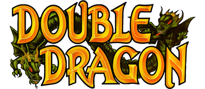 Double Dragon - Clear Logo