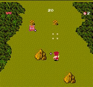 Adventures of Dino Riki - Screenshot - Gameplay