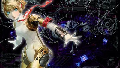 Shin Megami Tensei: Persona 3 FES - Fanart - Background