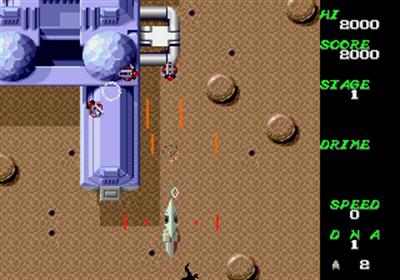 Darwin 4081 - Screenshot - Gameplay