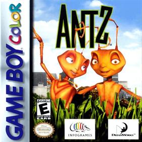 Antz - Box - Front