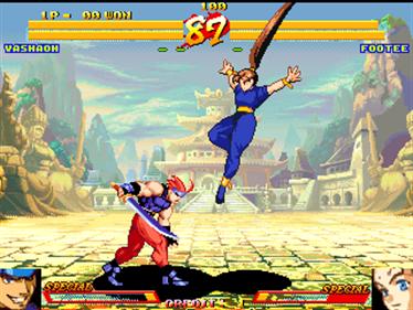 Asura Blade: Sword of Dynasty - Screenshot - Gameplay
