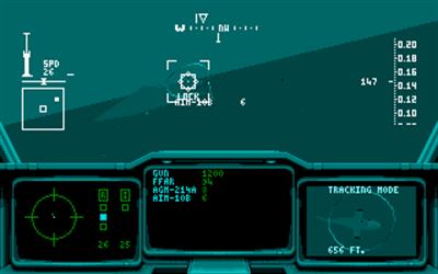 Thunderhawk AH-73M - Screenshot - Gameplay
