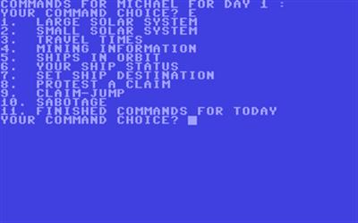 Planet Miners - Screenshot - Gameplay