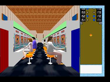 Heiwa Pachinko World 64 - Screenshot - Gameplay