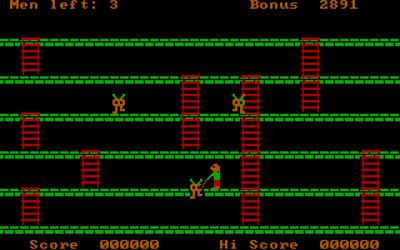Apple Panic - Screenshot - Gameplay