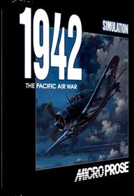 1942: The Pacific Air War - Box - 3D