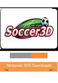 Arc Style: Soccer 3D