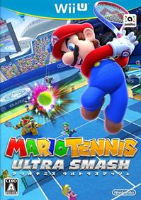 Mario Tennis: Ultra Smash - Box - Front