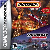 Matchbox Missions: Air, Land and Sea Rescue & Emergency Response