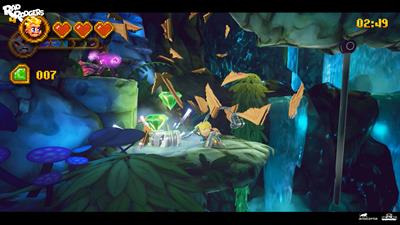 Rad Rodgers: World One - Screenshot - Gameplay