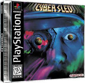 Cybersled - Fanart - Box - Front