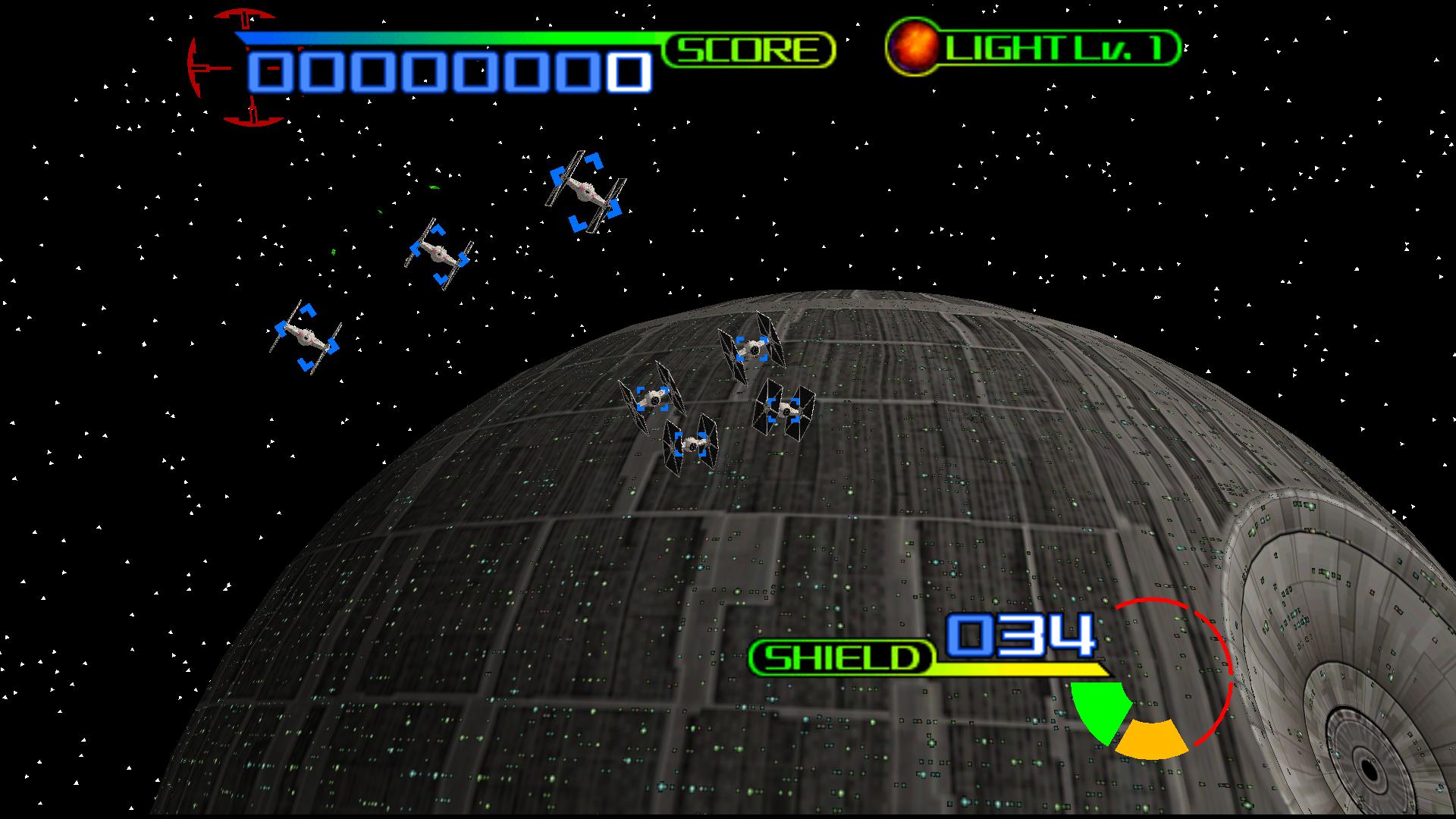 star wars trilogy arcade details