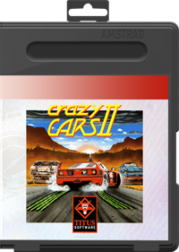 Crazy Cars II - Box - Front
