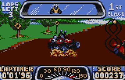Road Riot 4WD - Screenshot - Gameplay