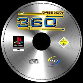 360: Three Sixty - Fanart - Disc
