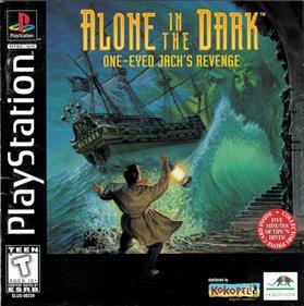 Alone In The Dark 2: One Eyed Jack's Revenge