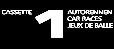 Car Races - Clear Logo