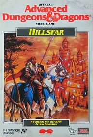 Advanced Dungeons & Dragons: Hillsfar