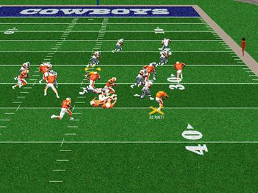 Madden NFL Football: Limited Edition  - Screenshot - Gameplay