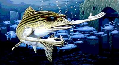 Fish! - Screenshot - Game Title