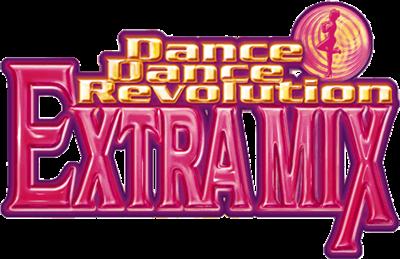 Dance Dance Revolution: Extra Mix - Clear Logo