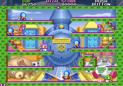 Bubble Symphony - Screenshot - Gameplay