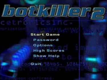Botkiller 2 - Screenshot - Game Title