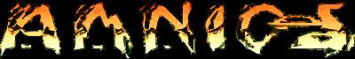Amnios - Clear Logo