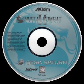 Mortal Kombat II - Disc