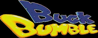Buck Bumble - Clear Logo