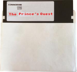 The Prince's Quest - Fanart - Disc