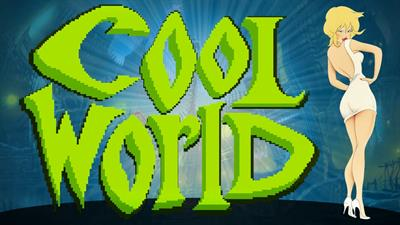 Cool World - Fanart - Background