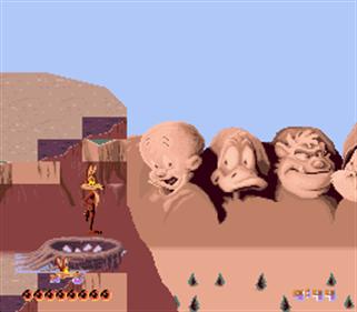 Road Runner II: Wile E's Revenge - Screenshot - Gameplay