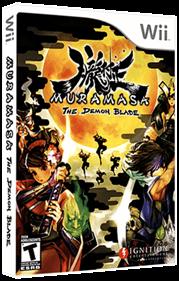 Muramasa: The Demon Blade - Box - 3D