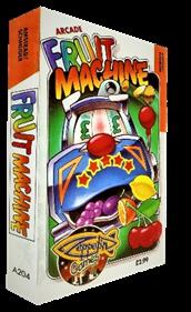 Arcade Fruit Machine - Box - 3D