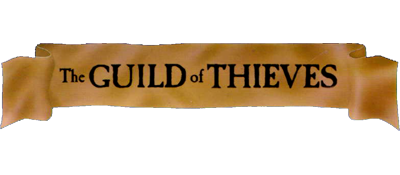 The Guild of Thieves - Clear Logo