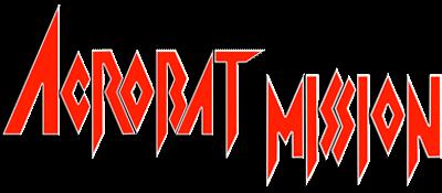Acrobat Mission - Clear Logo