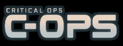 Critical Ops - Clear Logo