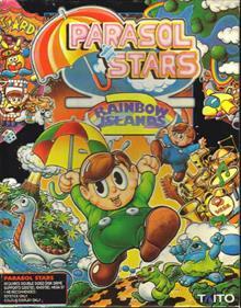 Parasol Stars: Rainbow Islands 2