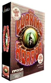 The Lurking Horror - Box - 3D