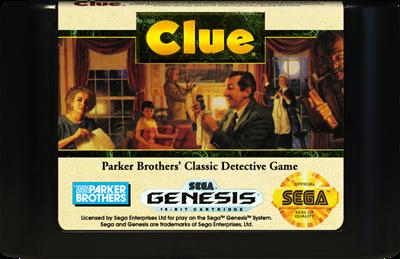 Clue - Cart - Front