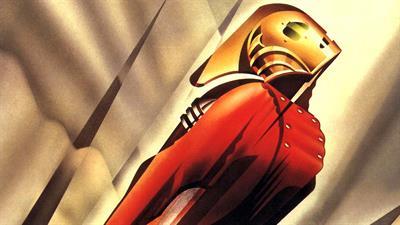 The Rocketeer - Fanart - Background