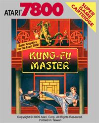 Kung-Fu Master - Box - Front - Reconstructed